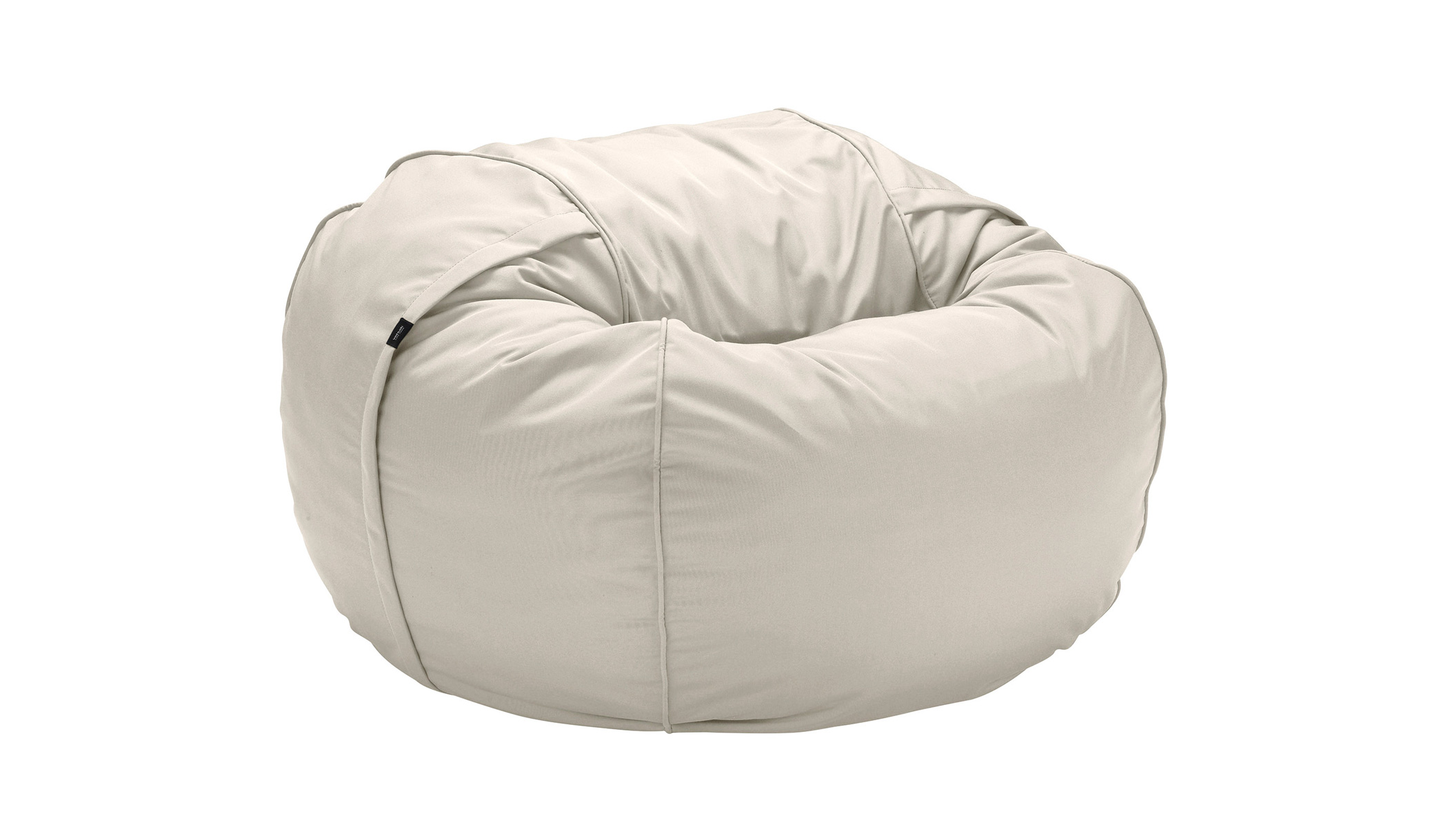 Beanbag Medium Outdoor creme