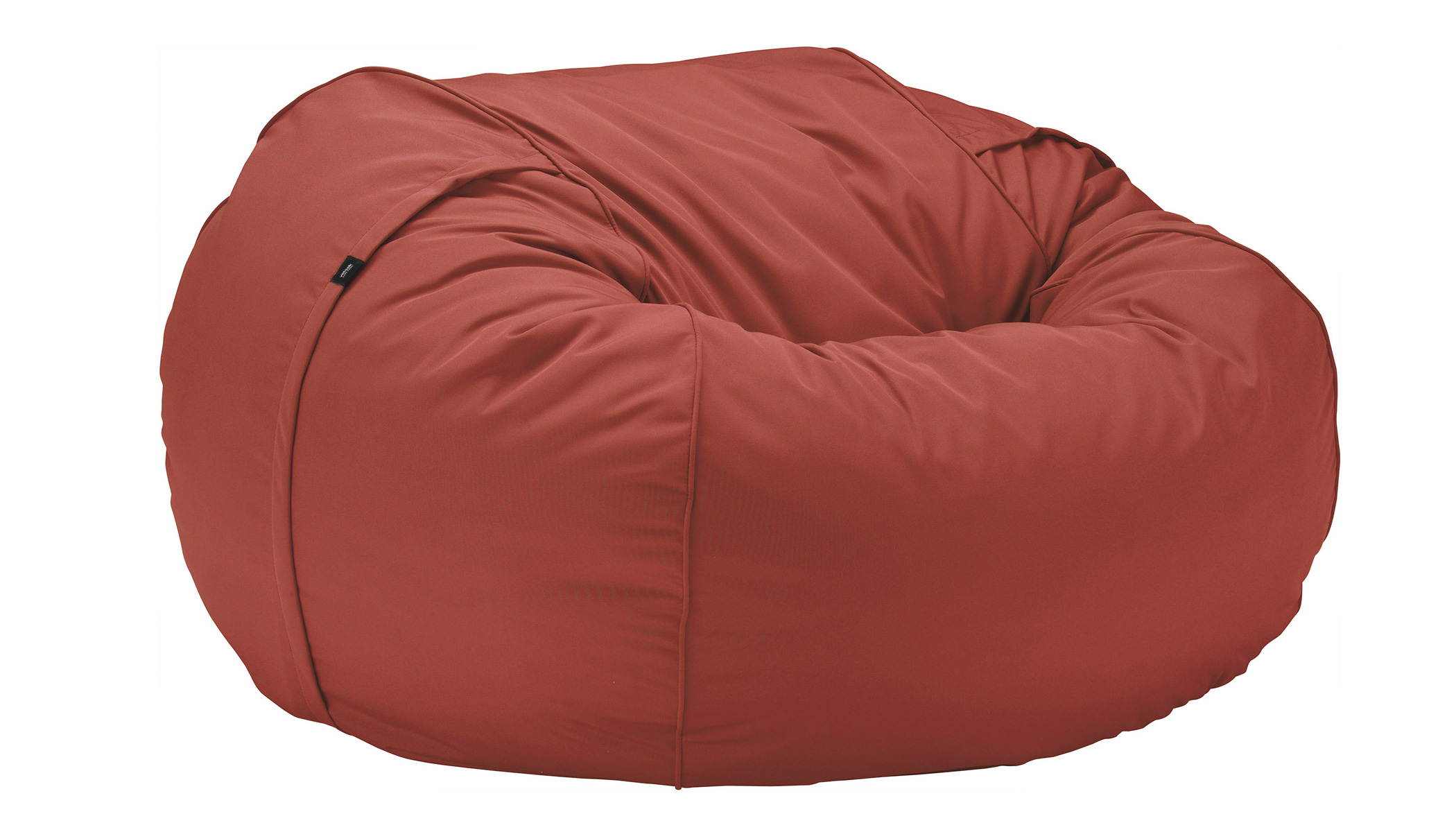 Beanbag Large Outdoor terracotta
